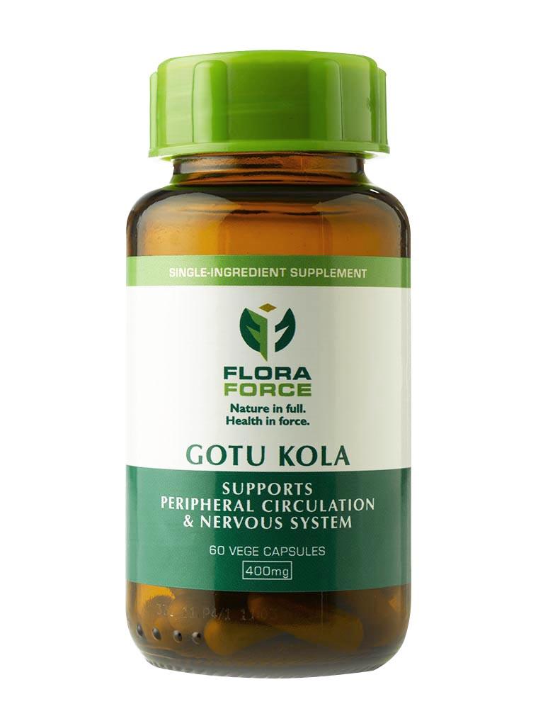 Gotu Kola Flora Force Health Products