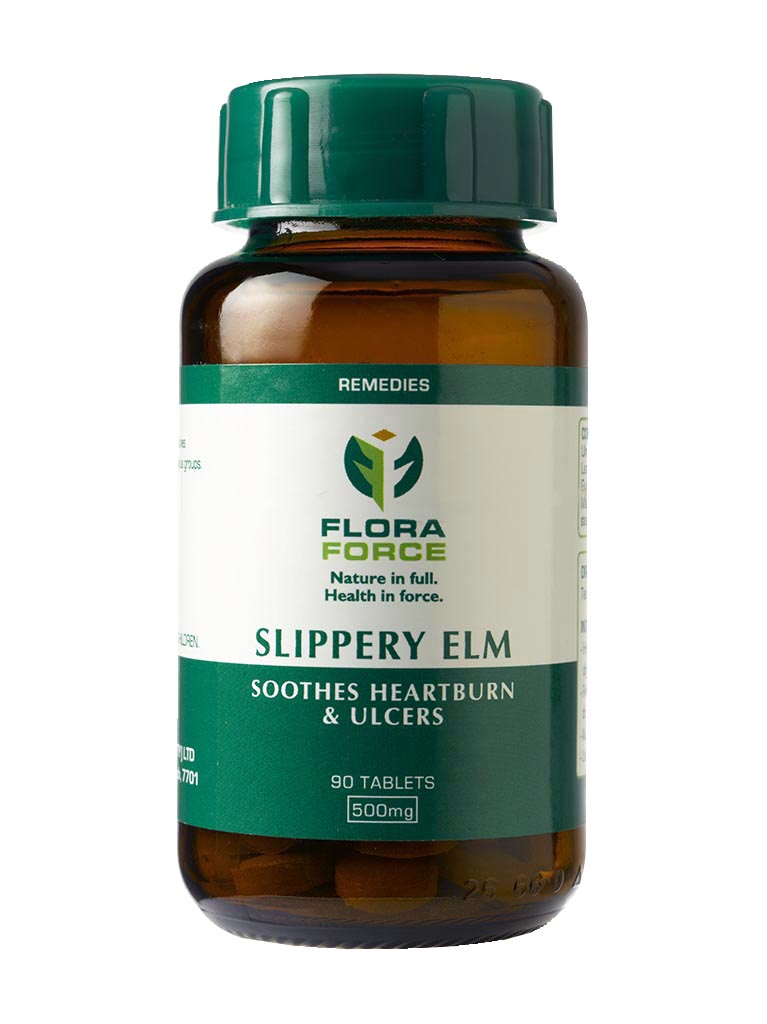 Slippery elm dosage