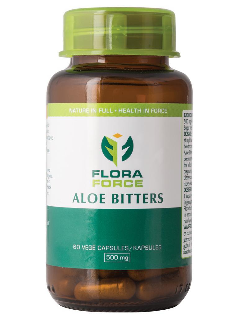 aloe bitters bottle