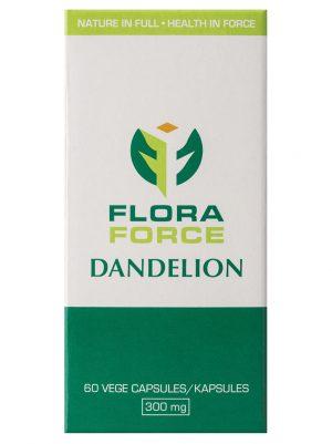 dandelion capsules box
