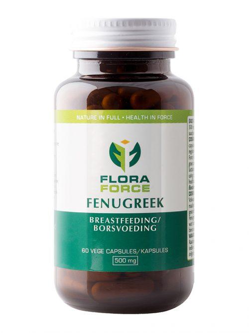 fenugreek capsules bottle