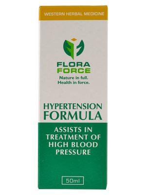flora force hypertension formula box