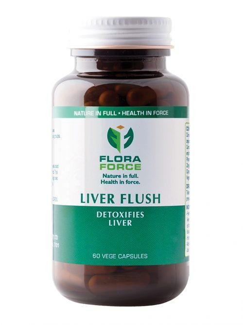 liver flush capsules bottle