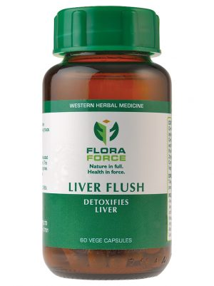 liver flush capsules bottle