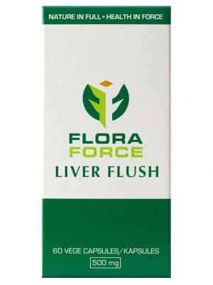 liver flush capsules box