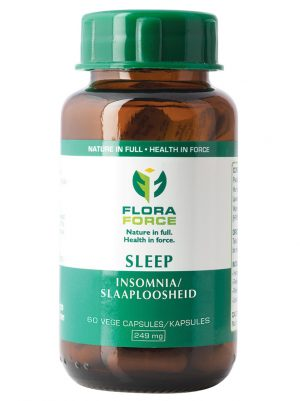 sleep capsules bottle