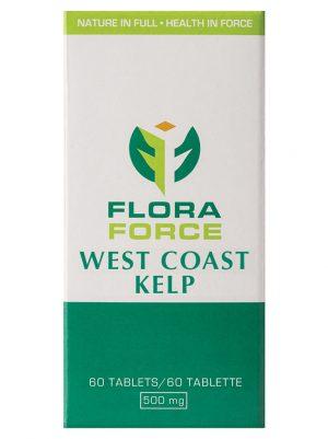 westcoast kelp tablets box