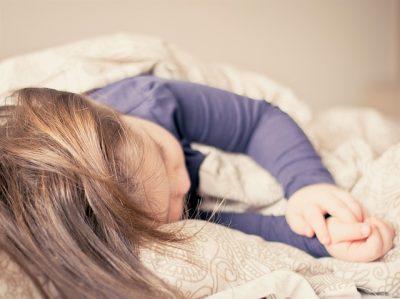 children sleep