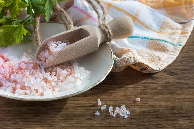 salt, himalayan salt