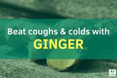 Ginger cough & cold