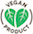 vegan product logo