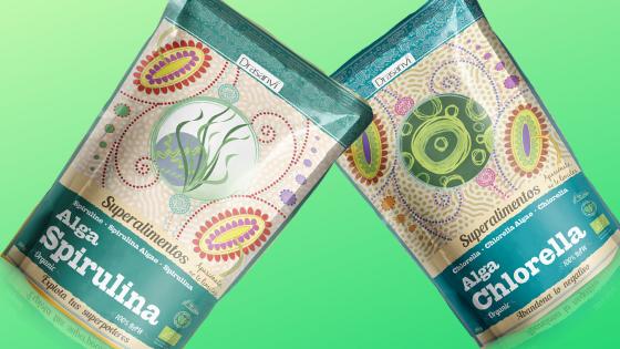 Spirulina and Chlorella algae blog banner